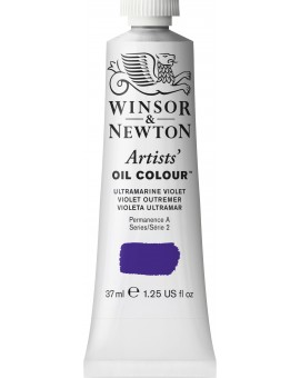 W&N Artists' Oil Colour - Ultramarine Violet (672)