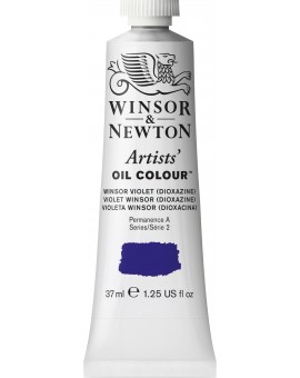 W&N Artists' Oil Colour - Winsor Violet (Dioxazine) (733)