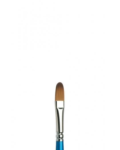 Cotman kattentong penseel met korte steel (S668) 6mm