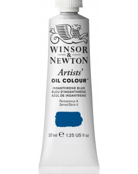 W&N Artists' Oil Colour - Indanthrene Blue (321)