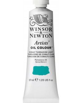 W&N Artists' Oil Colour - Cobalt Turquoise Light (191)