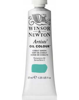 W&N Artists' Oil Colour - Cobalt Green (184)