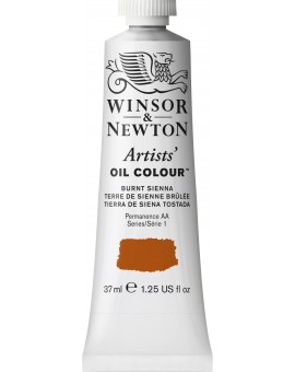 W&N Artists' Oil Colour - Burnt Sienna (074)