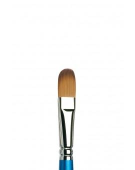 Cotman kattentong penseel met korte steel (S668) 13mm