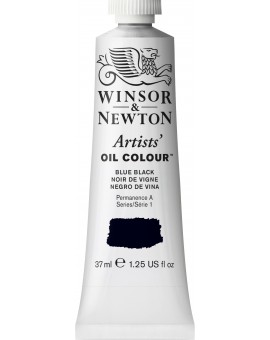 W&N Artists' Oil Colour - Blue Black (034)