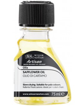 W&N Artisan Safflower Oil - 75ml