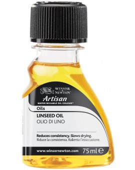 W&N Artisan Linseed Oil - 75ml