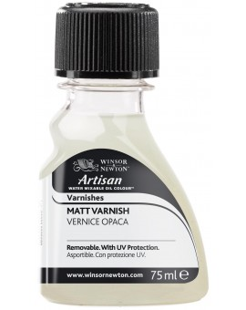W&N Artisan Matt Varnish - 75ml