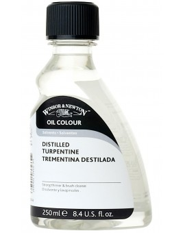 W&N Distilled Turpentine - 75ml