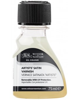 W&N Artists' Satin Varnish - 75ml