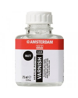 Amsterdam - Acrylic Picture Varnish Matt - 75ml