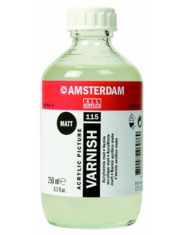 Amsterdam - Acrylic Picture Varnish Matt - 75ml