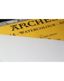 Arches aquarelblok Grain Torchon - 4 zijdig gelijmd