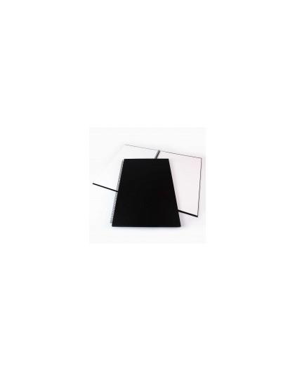 Seawhite of Brighton schetsboek A2 - spiraal aan de lange zijde
