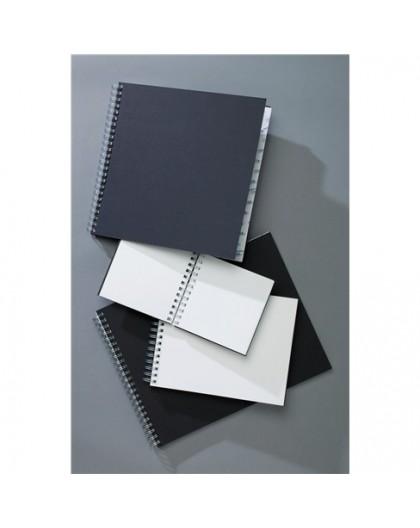 W&N schetsboek - spiraal aan de lange zijde