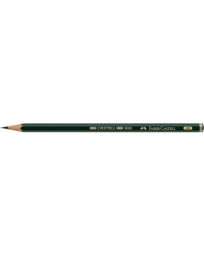 Faber-Castell - Castell 9000 - HB