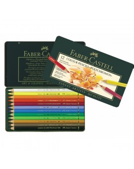 Faber-Castell - Polychromos - set van 12