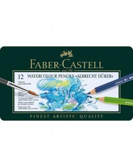 Faber Castell - Albrecht Dürer - metalen etui van 12