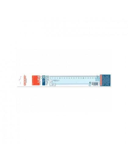 Arda plastic meetlat 30 cm
