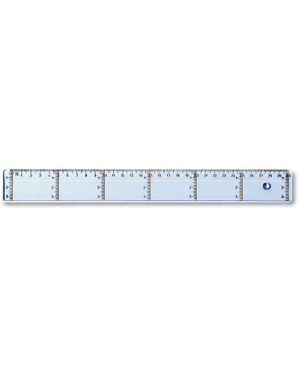 Arda plastic parallel lat 30 cm