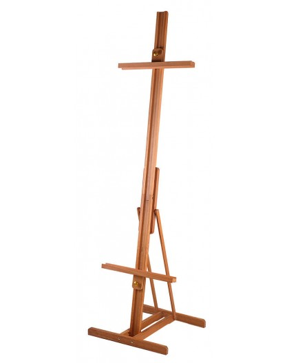 Mabef M25 - Kantelbare Schildersezel in geolied beukenhout