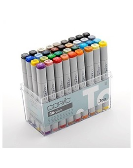 Copic Marker Color - 36 kleuren