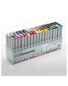 Copic Marker Color set B - 72 kleuren