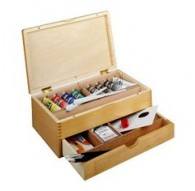 W&N Winton Oil Colour - Artist Studio Box
