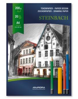 Aurora Steinbach 200gr/m² - blok A4