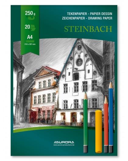 Aurora Steinbach 250gr - blok A4