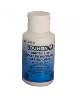 Bouhon witte knutsellijm (flacon 100ml)
