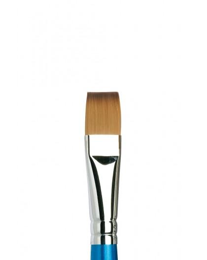 Cotman recht penseel met lange steel (555) nr 18