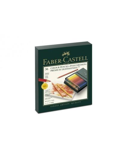 Faber Castell - Polychromos Studio Box