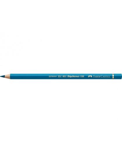 kleurpotlood Polychromos 153 - cobalt turquoise