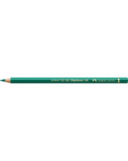 kleurpotlood Polychromos 264 - dark phtalo green