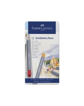 Faber Castell - Goldfaber Aqua in metalen etui