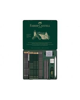 Faber-Castell Pitt Graphite set 19-delig