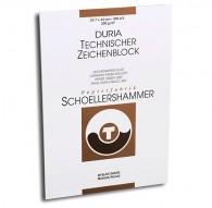 Schoellershammer Durex - blok tekenpapier