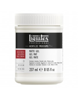 Liquitex Professional Matte Gel Medium 273ml