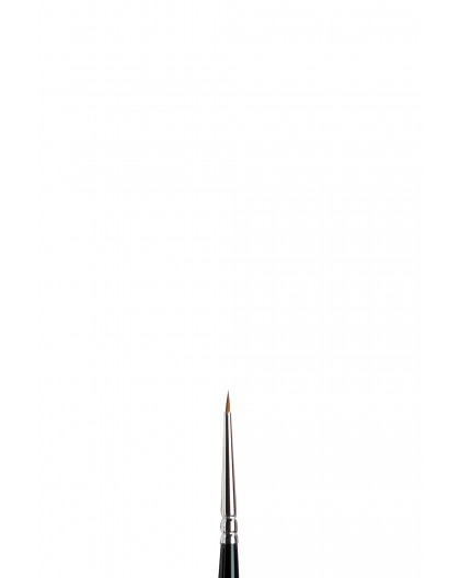 Serie 7 'Miniature' nr 00 Kolinsky marterharen penseel