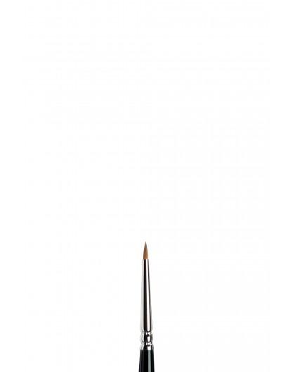 Serie 7 'Miniature' nr 1 Kolinsky marterharen penseel
