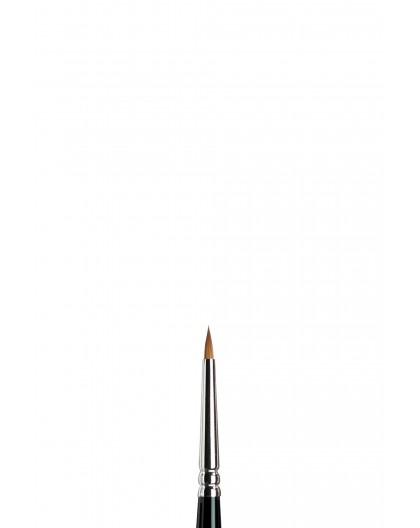 Serie 7 'Miniature' nr 3 Kolinsky marterharen penseel