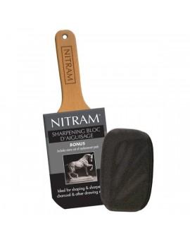 Nitram Schuurplank voor houtskool
