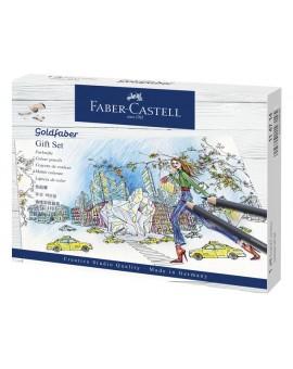 Faber-Castell - Goldfaber gift set