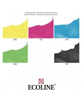Ecoline set 5 primaire kleuren