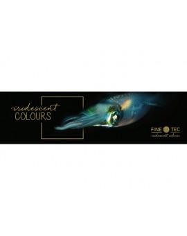 Finetec Iridescent aquarelverf set van 6 kleuren