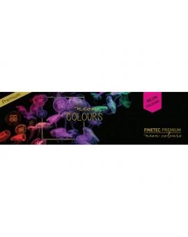 Finetec Premium Neon aquarelverf set van 6 kleuren