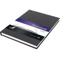 Kangaro schetsboek 80 vel 100gr/m² - ingebonden aan de lange zijde