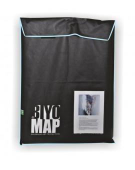 Biyomap 40x50xm (lichtblauw)