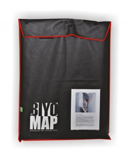 Biyomap 90x110cm (rood)